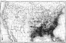 84b04949f802 Map of Black share of population in the 1900 US Census