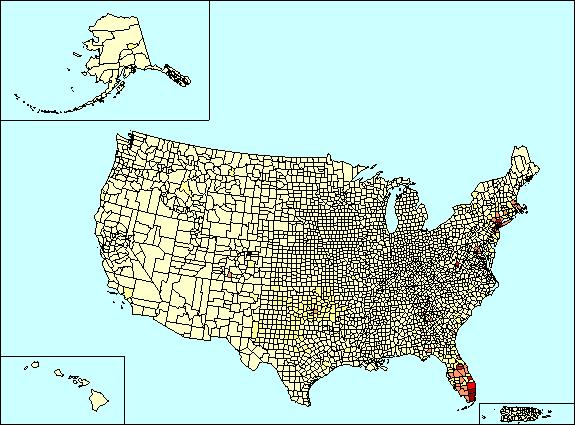 Census Bureau Westindians in the United States