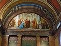 Centre Hospitalier Universitaire, chapelle Sainte Marie, présentation au Temple.JPG