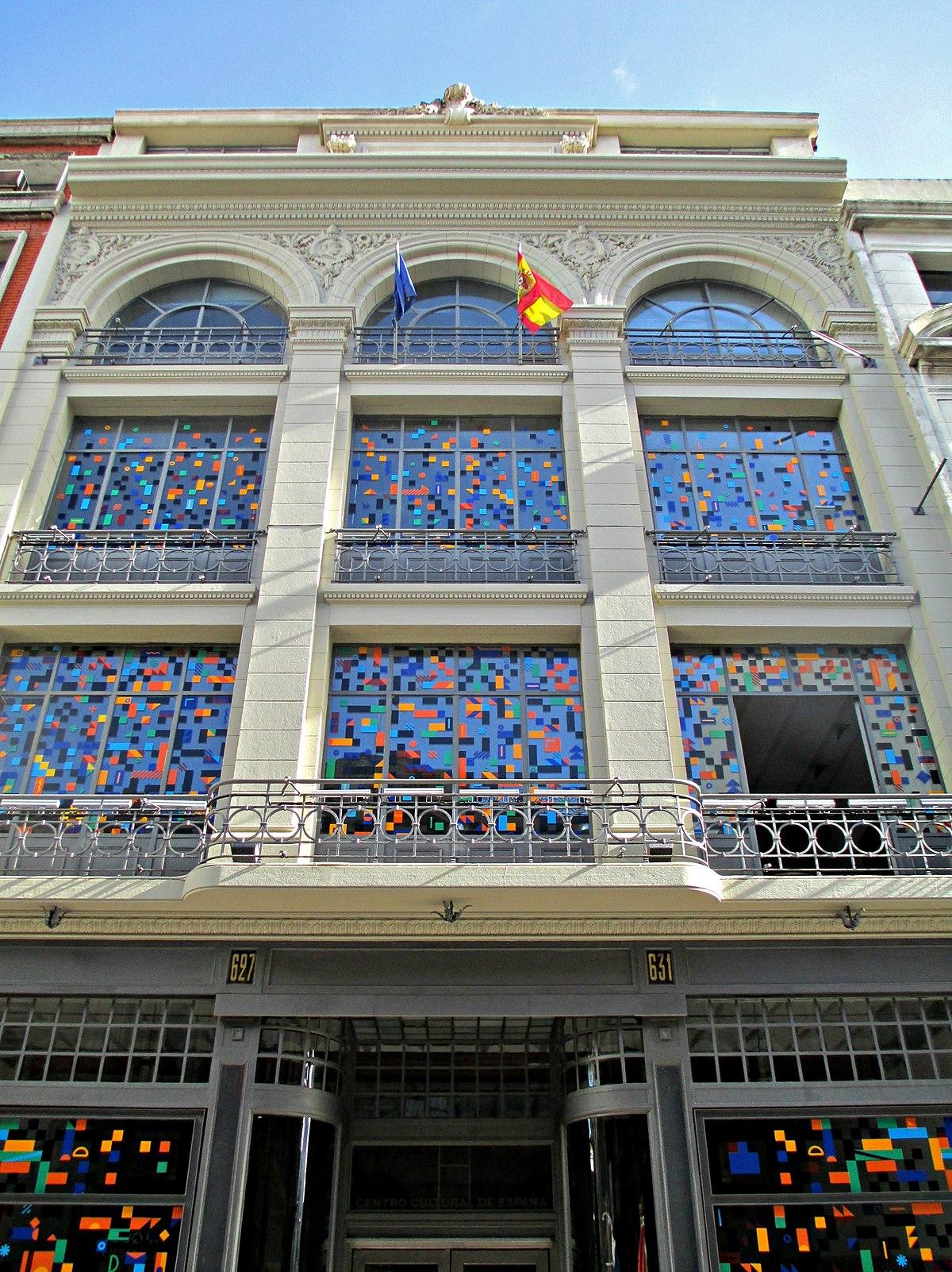Centro Cultural De Espa A En Montevideo Wikipedia La