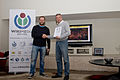 Ceremonia de entrega de premios Wiki Loves Monuments España 2014 - 23.jpg