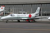 Cessna 550 Citation II Saudi Arabia - Air Force, ZRH Zurich (Zurich-Kloten), Switzerland PP1296247300.jpg