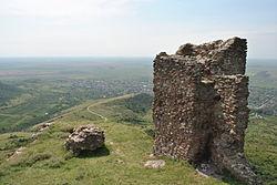 Cetatea Siria - ruine.JPG