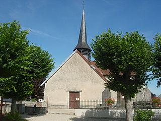 Chalette-sur-Voire Commune in Grand Est, France