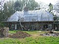 Challock Manor-Church Cottages under restoration - geograph.org.uk - 426420.jpg