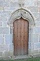 Chapelle de Tromenec, porte nord-LANDEDA.jpg