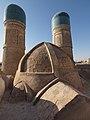 Char Minar, Bukhara (4040103647).jpg