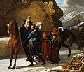 Charles Brocas Humane Geste des Prinzen von Neuchâtel.jpg