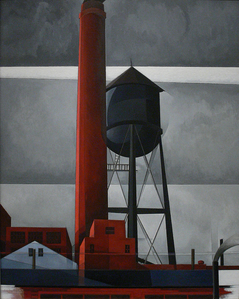 a history of precisionist art by charles sheeler in the united states Bonhams fine art auctioneers  appearing at auction for the first time is architectural cadences by charles sheeler, 1954, a precisionist  , united states .