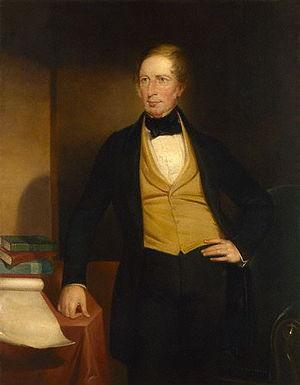 Hindmarsh Island - Captain Charles Sturt, first European to set foot on Hindmarsh Island in 1830.