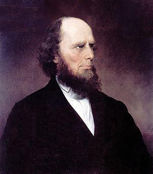 English: Charles Grandison Finney (1792-1875) ...