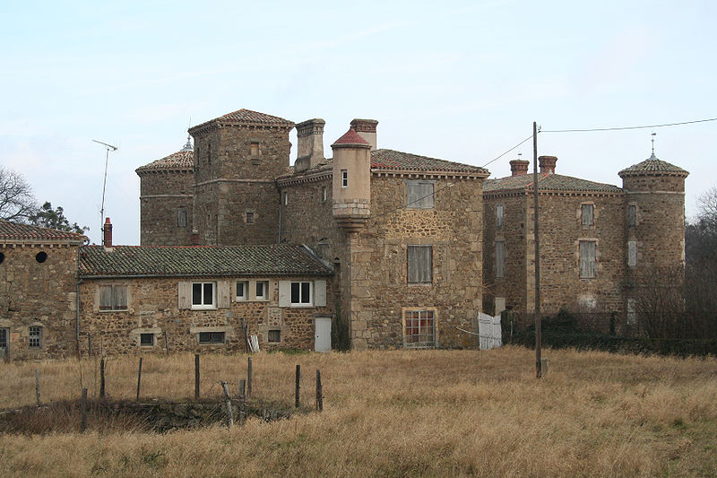 Château des Rieux