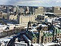 Chateau Laurier from the Peace Tower - image 1.jpg
