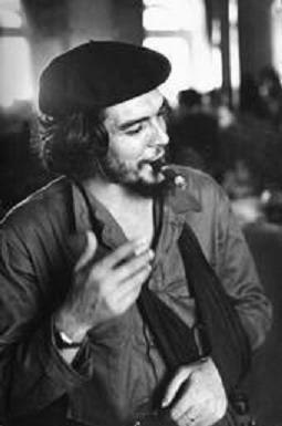 Che Guevara Diplomatic Picture