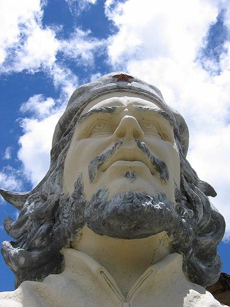 Fișier:Che Guevara statue closeup.jpg