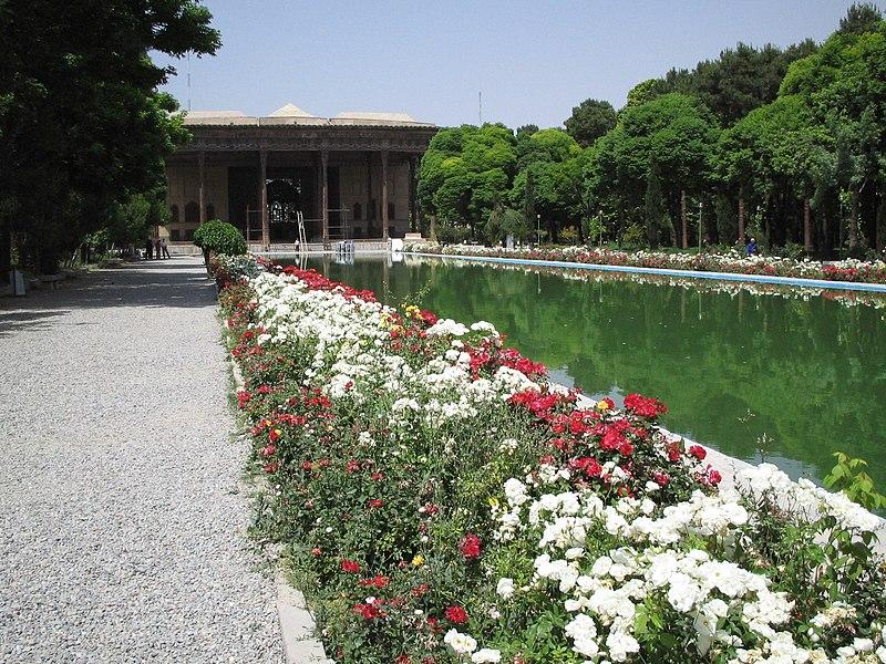 Vé máy bay giá rẻ đi Isfahan Iran