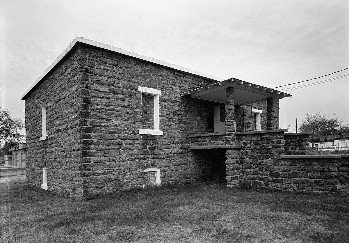Cherokee National Jail Wikipedia