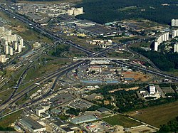 Chertanovo MKAD-Varsh-Simph freeway interchange.JPG