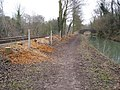 Chesterfield Canal - Approaching Bridge 32 - geograph.org.uk - 1137341.jpg