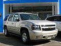 Chevrolet Tahoe LT 2011 (19556825896).jpg