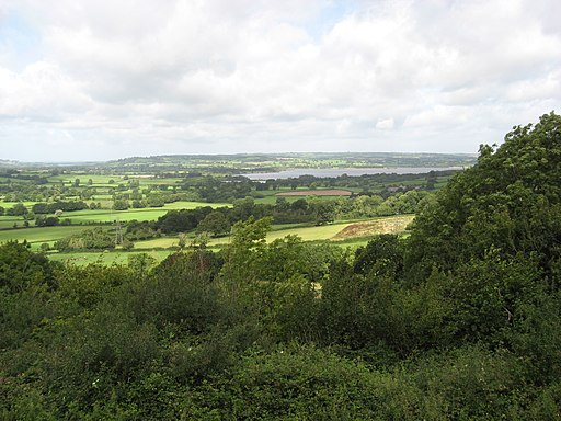 Chew Valley Lake from Hinton Blewett. - panoramio