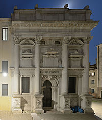 Chiesa Santa Giustina Longhena ex Venezia notte.jpg
