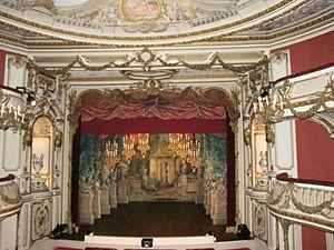 Charles-Antoine Cambon - Image: Chimay Théâtre du Château de Chimay (11 2014) 483