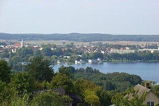 Chodzież Place in Greater Poland Voivodeship, Poland