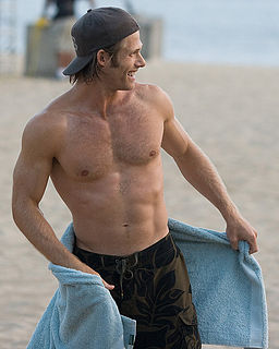 Chris Carmack American actor and model