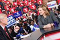 Chris Matthews interviews Elizabeth Edwards prior to the first Democratic debate of the 2008 campaign (477363227) (C).jpg