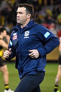 Chris Scott (Australian footballer) Australian rules footballer, born 1976