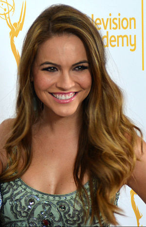 Chrishell Stause - Stause at the 2014 Daytime Emmy Awards Nominees Cocktail Reception on June 19, 2014