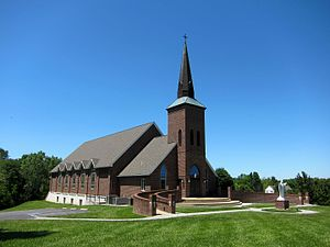 Christendom College - Christ the King Chapel