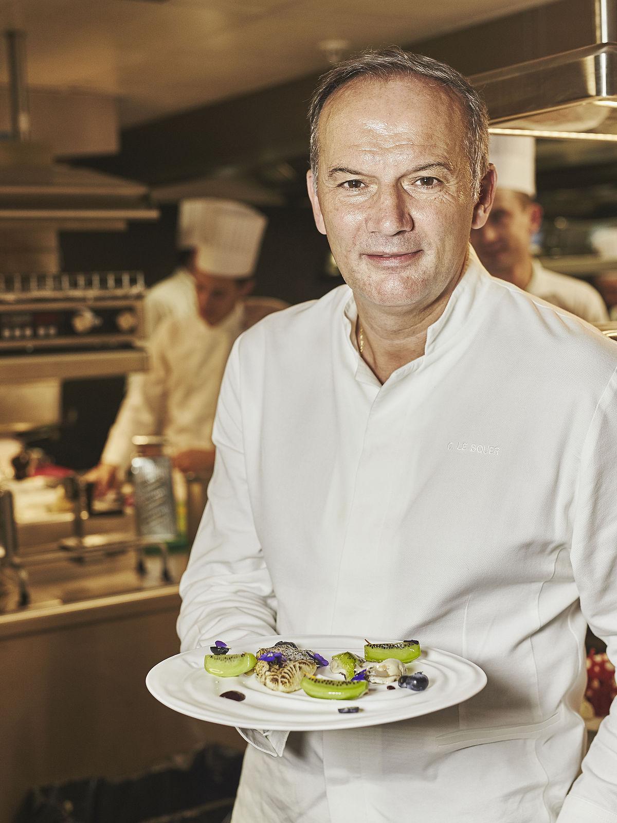 Christian le squer wikip dia for Formation cuisine gastronomique