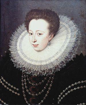 Christina of Lorraine - Image: Christine de Lorraine 1588