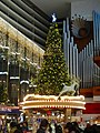 Christmas tree 2015 in Matsuzakaya Nagoya.jpg