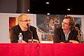 Christophe Arleston and a journalist 20071102 Chibi Japan Expo 3.jpg