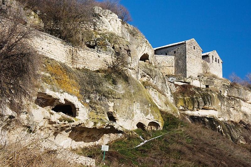 Походы по Крыму: горные города Крыма