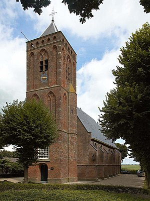 Eemnes - Church in Eemnes-Binnen