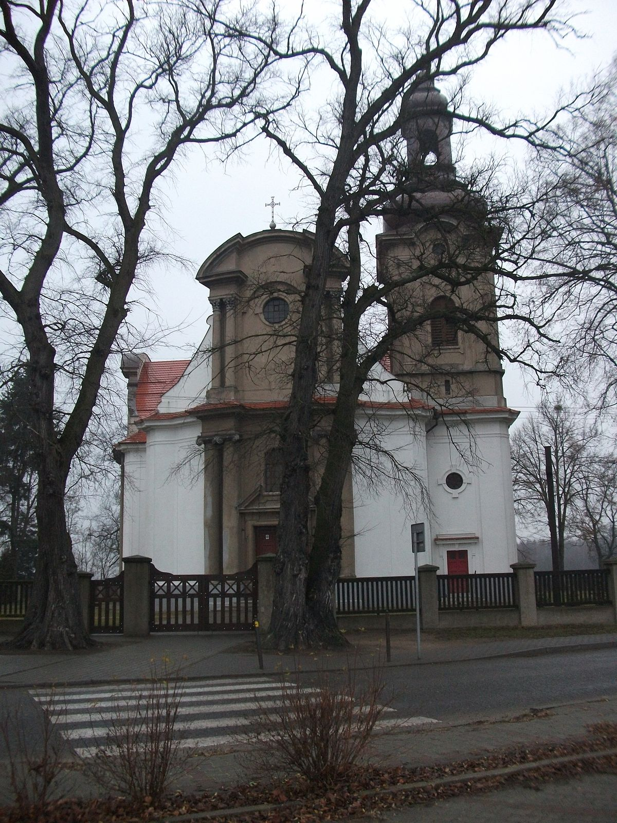 church of st  james the greater  sokolniki