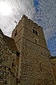 Church of St Andrew's, Boreham, Essex - tower from the northeast.jpg