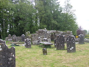 Mél of Ardagh - Church of St Mél, Ardagh