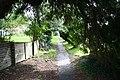 Churchyard path - geograph.org.uk - 964229.jpg