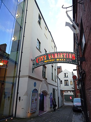 City Varieties Music Hall - Swan Street Leeds West Yorkshire LS1 6LW.jpg