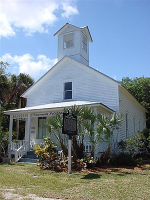 National Register of Historic Places listings in Brevard County, Florida - Image: Citypointchurch