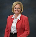 Claire McCaskill, official Senate photo portrait, standing, 2007 (cropped).jpg