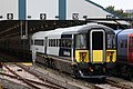 Clapham Junction Carriage Shed - SWR 442406+442420.JPG