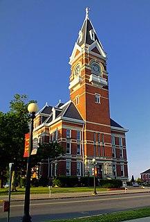 Clarion County, Pennsylvania U.S. county in Pennsylvania