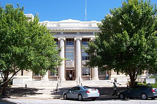 Downtown Athens Historic District United States historic place