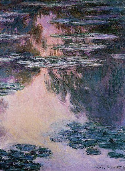 Fichier:Claude Monet - Water-Lilies (Bridgestone Museum).jpg